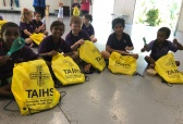 Tucka-Time at Vintcent State School