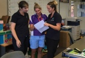 The BWLW team delivered their second visit to the Cape York Aboriginal Australian Academy