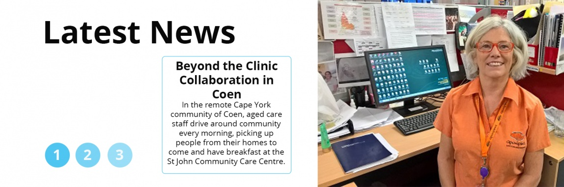 Beyond the Clinic Collaboration in Coen