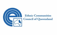 Ethnic Communities Council of Queensland