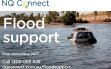 Flood Support - Free Counselling 24/7
