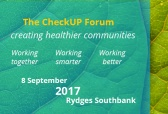 The CheckUP Forum 2017
