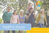 Health in Focus General Public Flyer