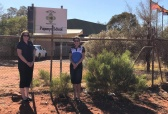 CheckUP visits Papunya in the Northern Territory!