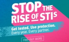 Stop the rise of STIs