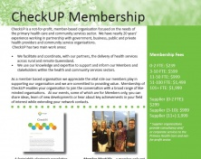 Membership Fact Sheet