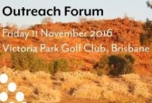 Outreach Forum and Networking Reception (11 November 2016)