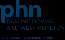 Darling Downs and West Moreton Primary Health Network (DDWMPHN)