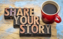 Share your story!