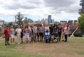 CheckUP participates in an Aboriginal cultural landscape walking tour