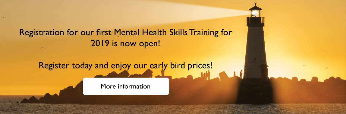 Mental Health Skills Training (Primary Pathway) 30 March 2019