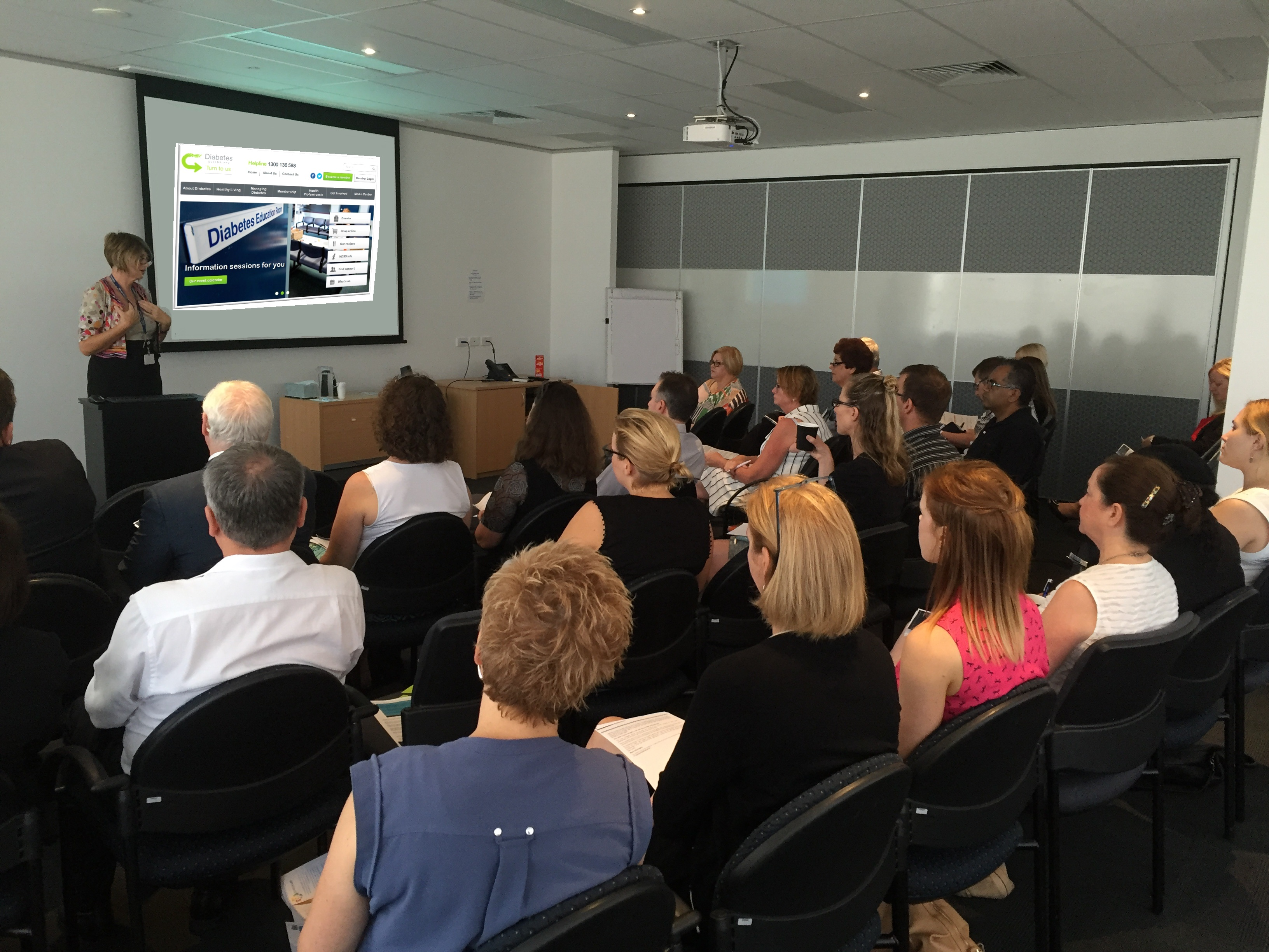 QPHCN Queensland Primary Health Care Network Meeting (15 February 2017)